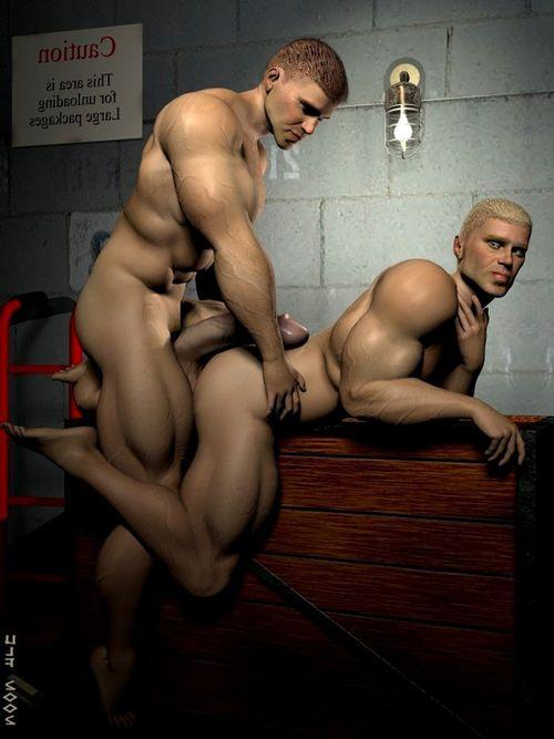 3dgaysex