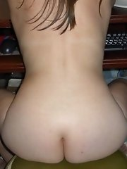 Sweetest amature naked ex gf girl foto