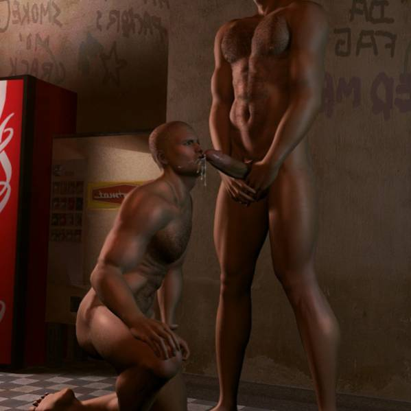 from Turner realistic gay 3d software